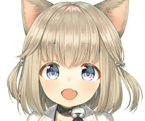 anime, anime girl, and loli image