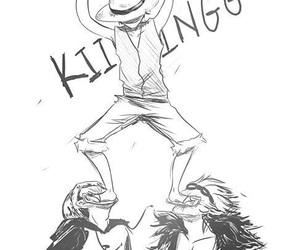 anime, kid, and Law image