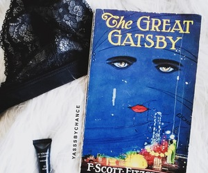 the great gatsby, bookporn, and scribner books image