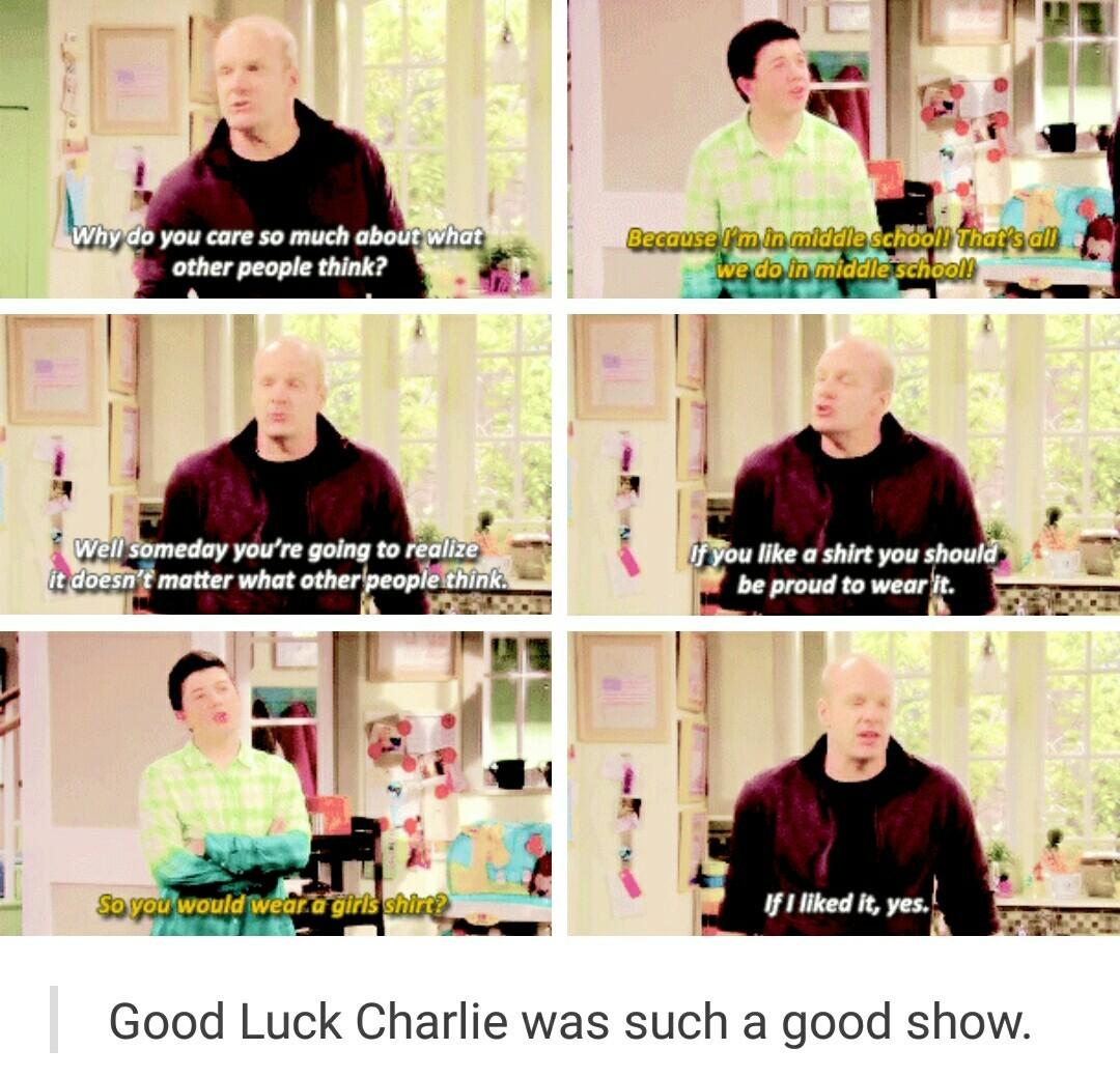 goodluck charlie image
