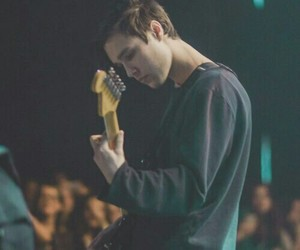 zach abels, adorable, and aesthetic image
