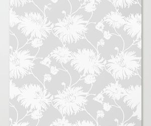 canvas, pattern, and white image