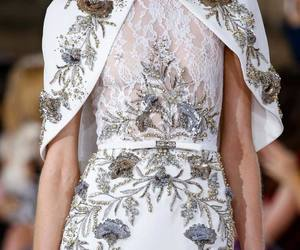 beads, detail, and Couture image
