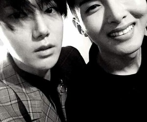 ryeowook, super junior, and yesung image