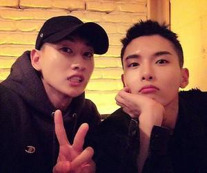 eunhyuk, ryeowook, and super junior image