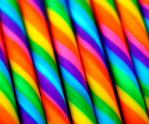 colors, rainbow, and candy image