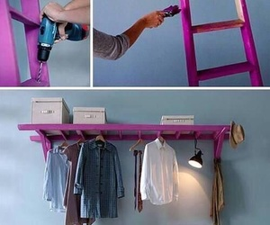 diy, ideas, and clothes image