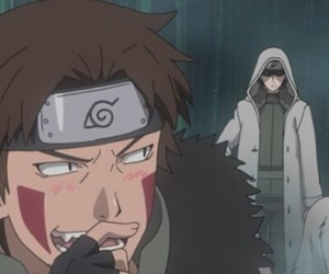 anime, naruto, and kiba inuzuka image