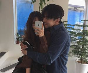 ulzzang, couple, and tumblr image