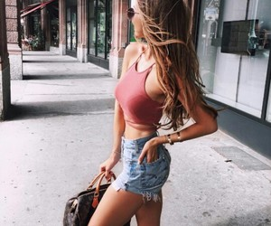 moda, summer, and tumblr image