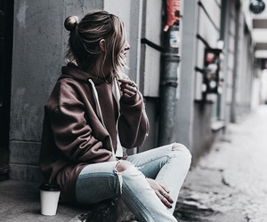 coffee, fashion, and goals image