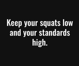 fitness, fit, and squats image