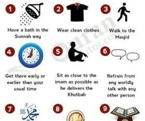 friday, jummah, and jummah mubarak image