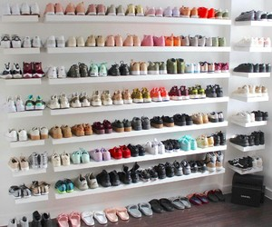 shoes, goals, and sneakers image