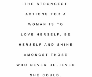 feminist, quotes, and women image