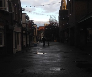 gloom, photography, and streets image