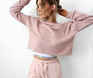 Calvin Klein, fashion, and girl image