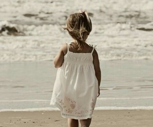 beach, kid, and so cute image