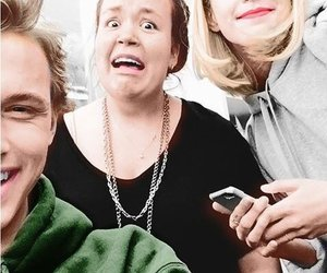 skam, chris, and even image