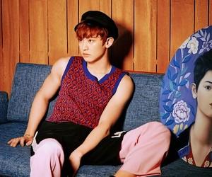 exo, exo k, and chanyeol image
