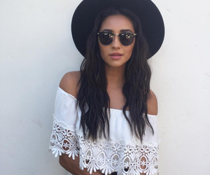 shay mitchell, coachella, and shay image