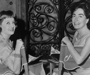 Bette Davis and joan crawford image