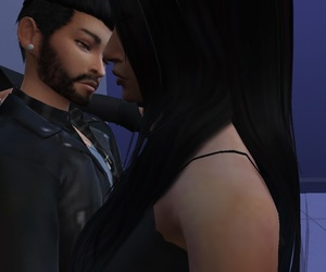 couple, love, and sims 4 image