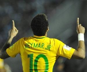 brazil and neymar image