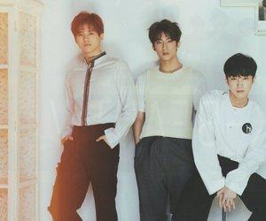 magazine, gongchan, and jinyoung image