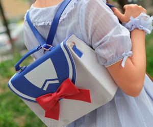backpack, bag, and sailor moon image