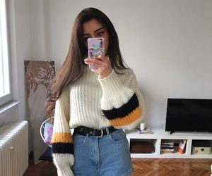 aesthetic, grunge, and outfits image