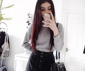 aesthetic, ootd, and clothing image