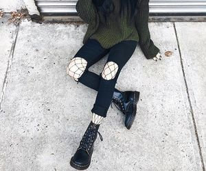 fashion and grunge image