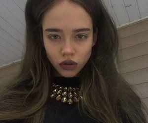 beautiful, beauty, and heterochromia image