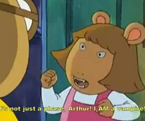 arthur, lol, and cartoons image