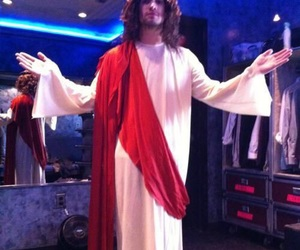 brendon urie, funny, and jesus image
