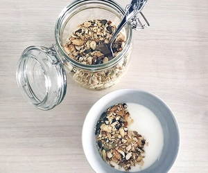 delicious, food, and granola image