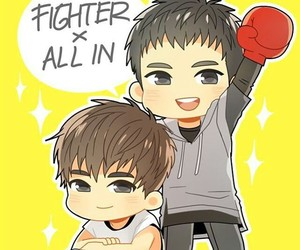 fighter, all in, and shownu image