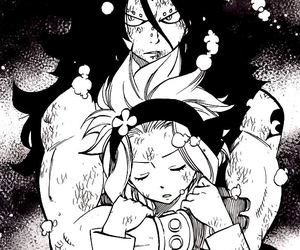 fairy tail, levy mcgarden, and gajeel x levy image