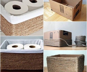 diy, box, and creativity image
