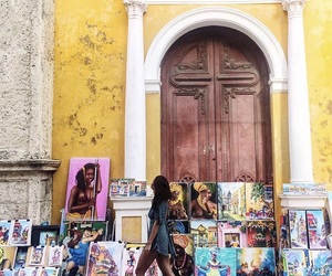 art, colombia, and color image