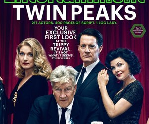 david lynch, Showtime, and Twin Peaks image