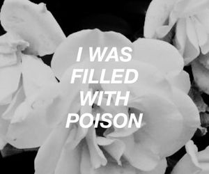 poison, grunge, and hipster image