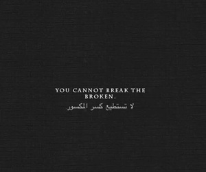 quotes and broken image