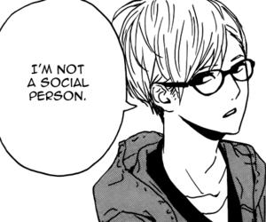 boy and manga image