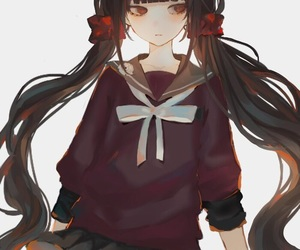 anime, art, and danganronpa image