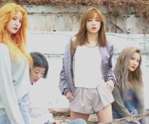 le, junghwa, and exid image