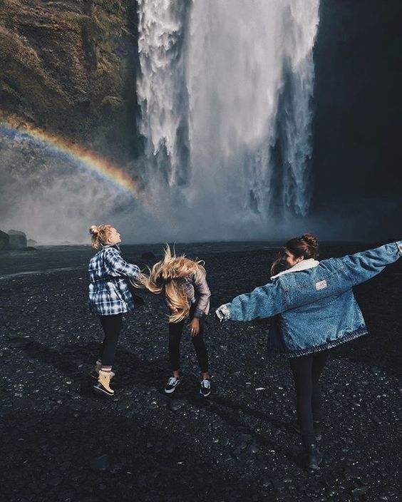 adventure, friends, and fun image