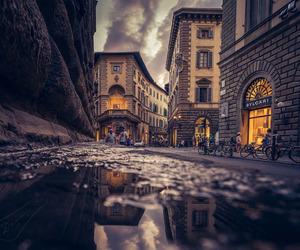 travel, florence, and italia image