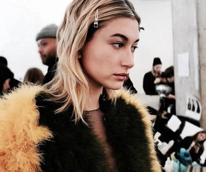 hailey baldwin, fashion, and model image